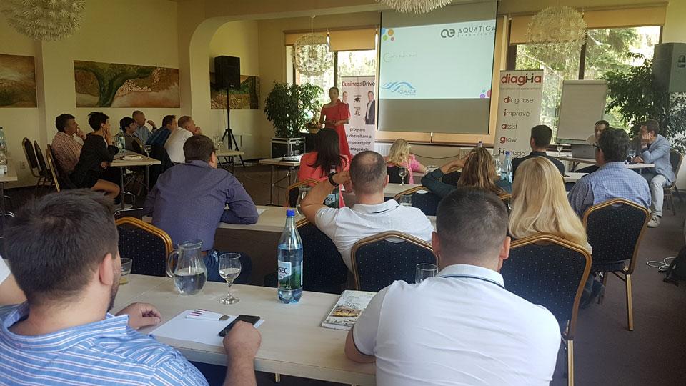 Mariscu Reuniunea Alumnilor BusinessDrive 2018