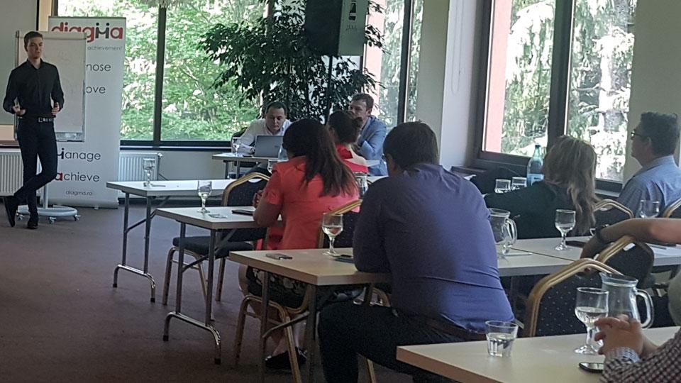VladFlorea Reuniunea Alumnilor BusinessDrive 2018