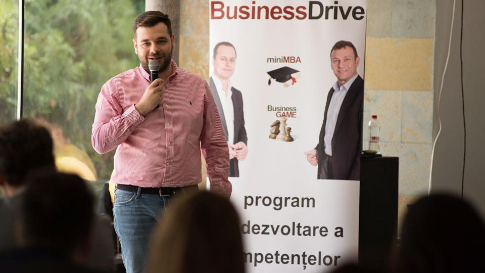 AndreiVasileRABD2019 Reuniunea Alumnilor BusinessDrive 2019