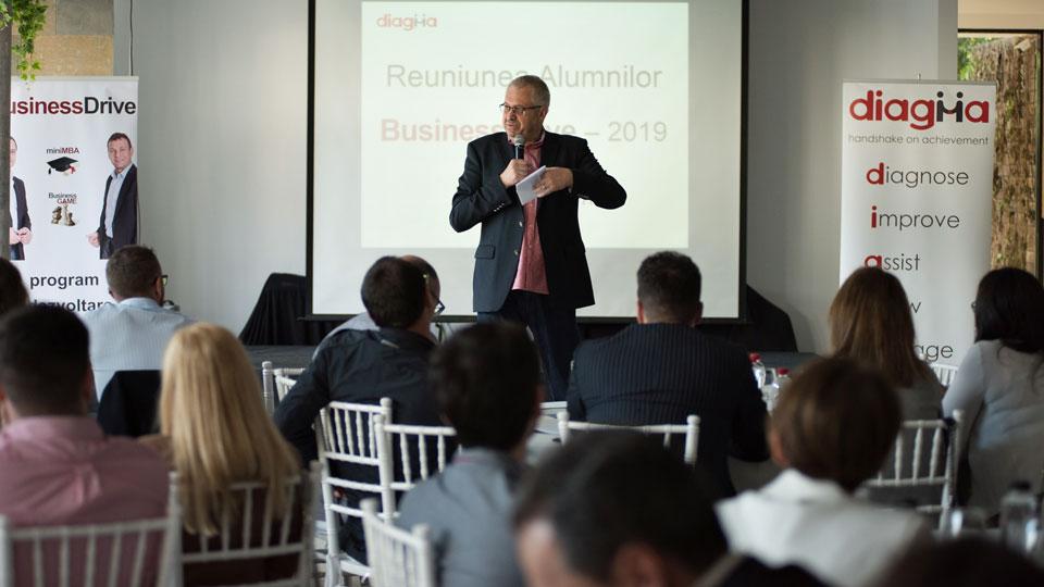 CristianSecosan2RABD2019 Reuniunea Alumnilor BusinessDrive 2019