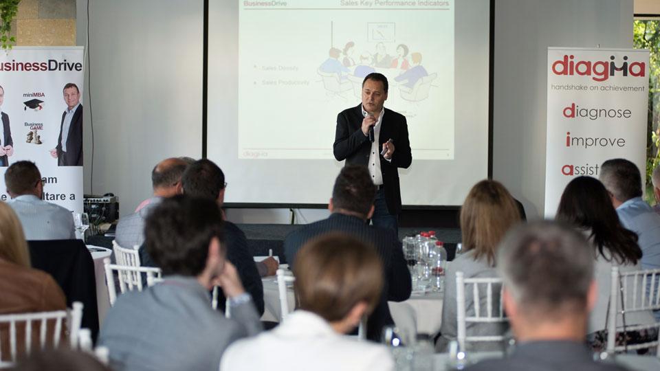 MariusGheneaRABD2019 Reuniunea Alumnilor BusinessDrive 2019
